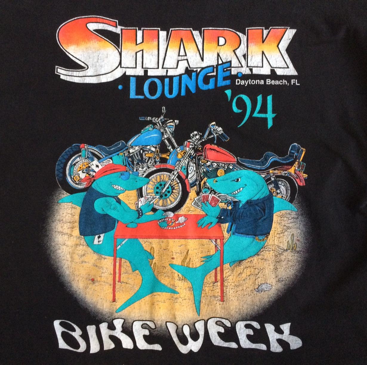 THE SHARK LOUNGE. |
