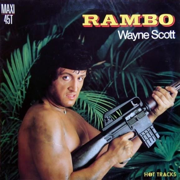 Wayne Scott - Rambo