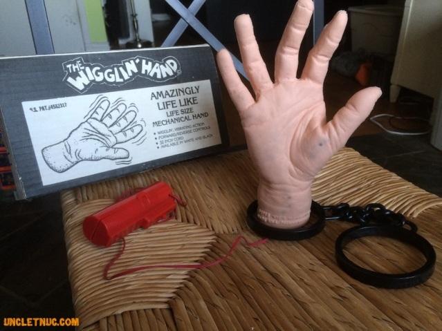 wigglin hand