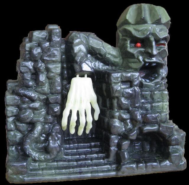 eco monster castle