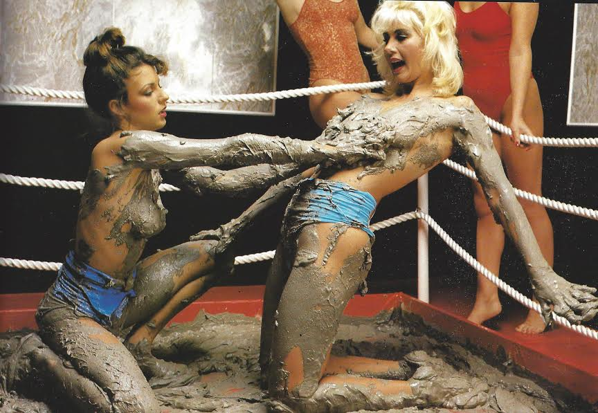 Female Mud Wrestling Photo Gallery 49