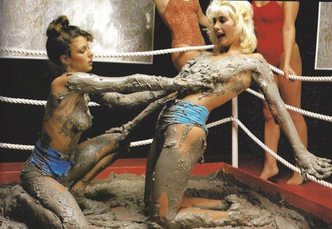 tnuc mud wrestling