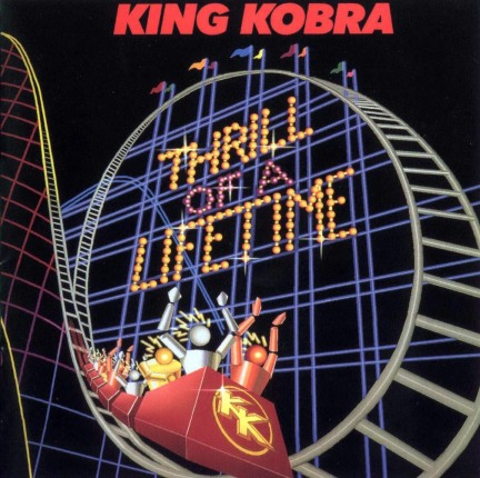king kobra thrill