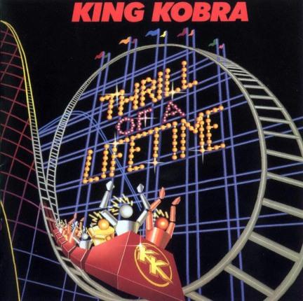 king kobra thrill