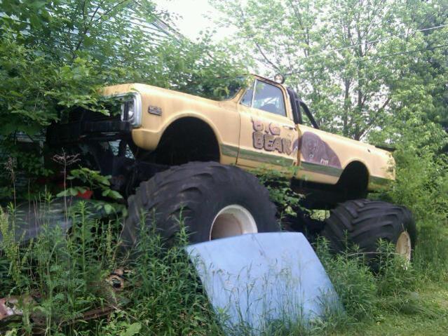 monster truck big bear