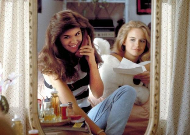 Lori Loughlin Kelly Preston sexy hot Secret Admirer