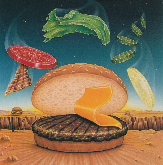tnuc burger paradise