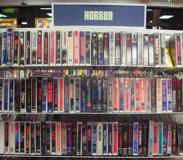 November S Local Hot Spot Of The Month The Video Rental