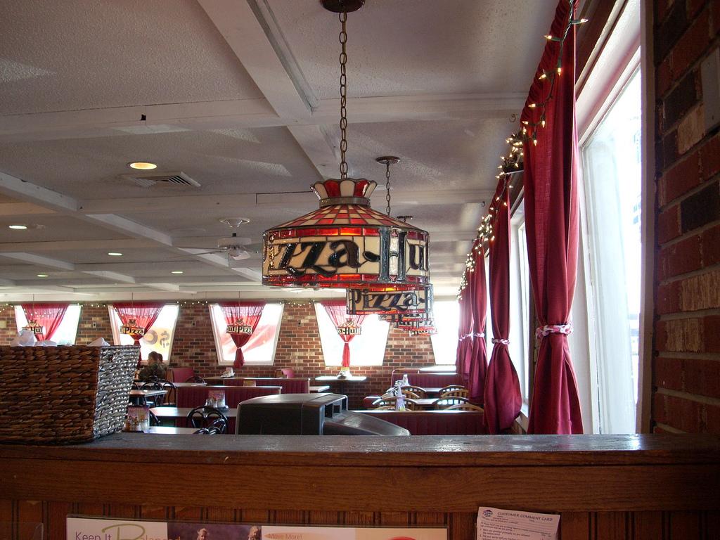 Pizza Hut Peculiarities