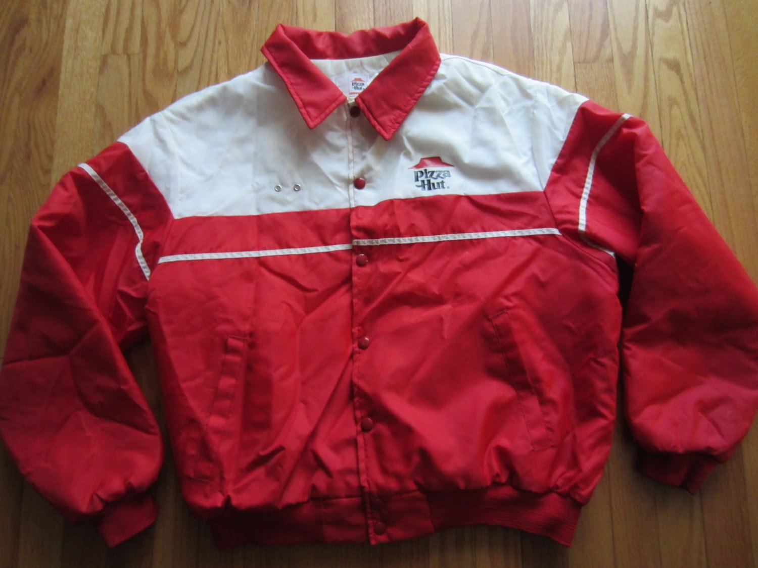 8f190dac36 Or one of their delivery boy jackets ...